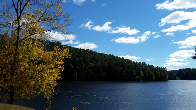 Conn River by Hanover NH